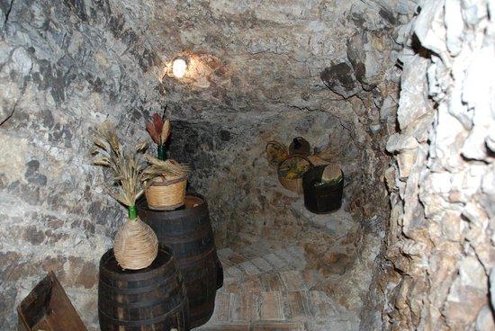 Taverna La Mola : Grotta