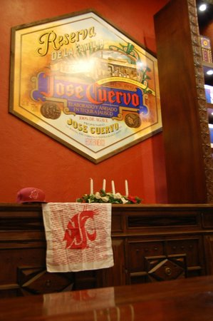 Jose Cuervo Express: REP