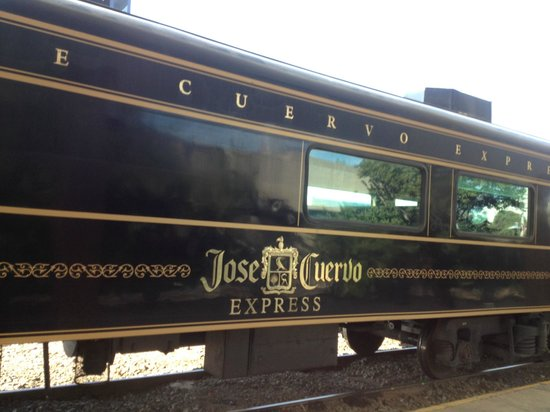Jose Cuervo Express: Repping