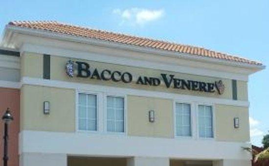Bacco and Venere in Temple Terrace, FL