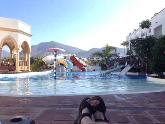 Dream Gran Castillo Resort: kids pool