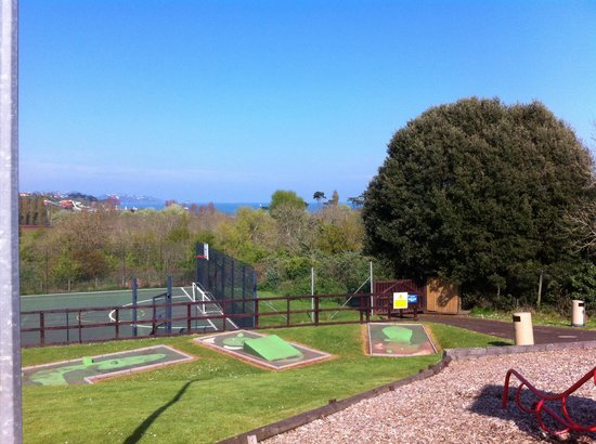 Hoburne Devon Bay : Mini golf