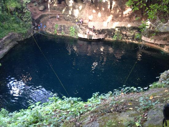 Best Day : Photo of cenote from trip