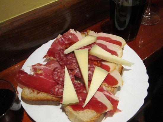 Bar jamon Jamon: Delicioso