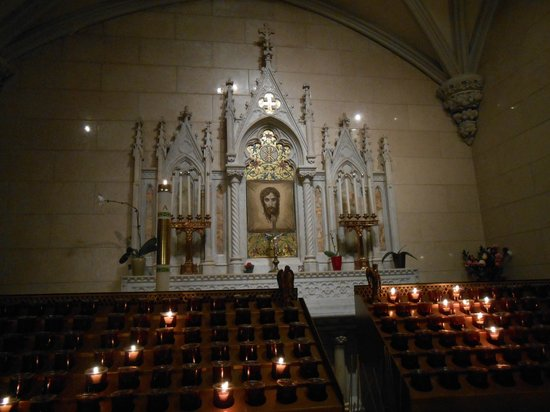 St. Patrick's Cathedral: Prayer to the Holy Face of Jesus