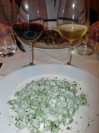 """Trattoria """"La Torretta"""": Gnocchi & co."""