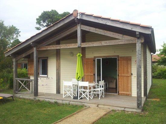 Les Cottages du Lac : Cottage