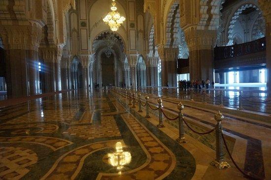 Mezquita foto van hassan ii moskee casablanca tripadvisor for Mosquee hassan 2 interieur