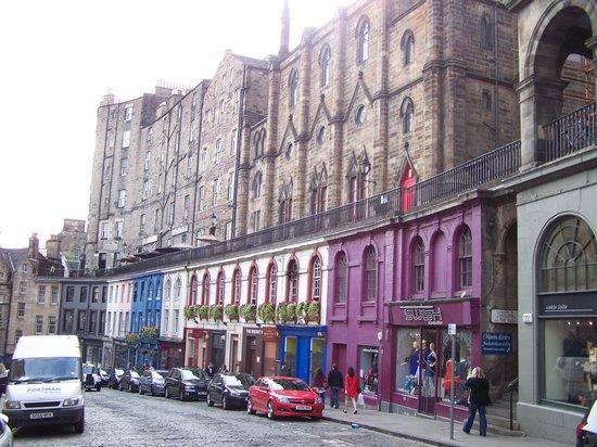 Edinburgh Old Town: edimbourg