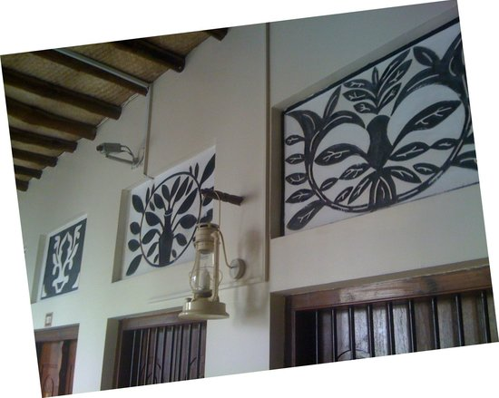 Ahmedia Heritage Guest House : Carved Ventilation Screens