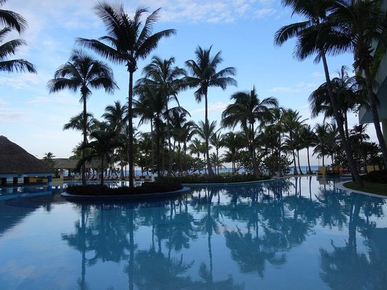 Melia Habana: Hotel pools