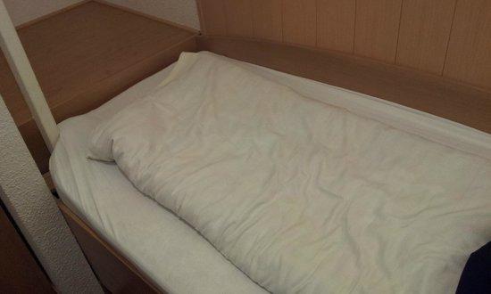 Hotel Bölsche 126: Ein Stahlträger im Bett?