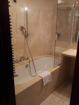 Ruzzini Palace Hotel : Bathroom