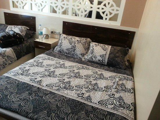Ozbay Hotel : room