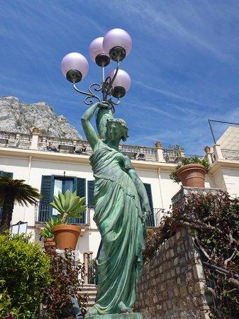 Belmond Grand Hotel Timeo: Jardín