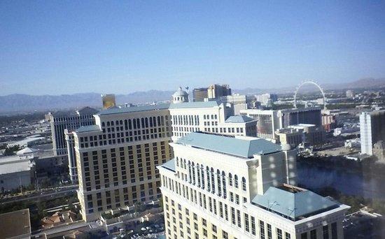 Vdara Hotel & Spa: 46th floor view
