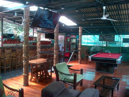 Ecopackers Machupicchu : Salón