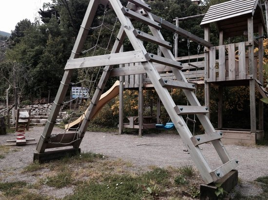 Agriturismo La Casa Del Ghiro: Il parco giochi