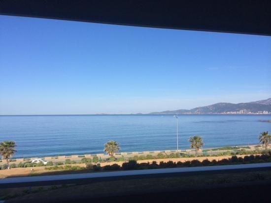Radisson Blu Resort & Spa, Ajaccio Bay : une luminosité extraordinaire.