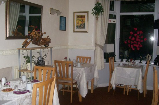 Gemini Guest House: dining room