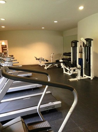Presidente Inter-Continental Cozumel Resort & Spa: Fitness room