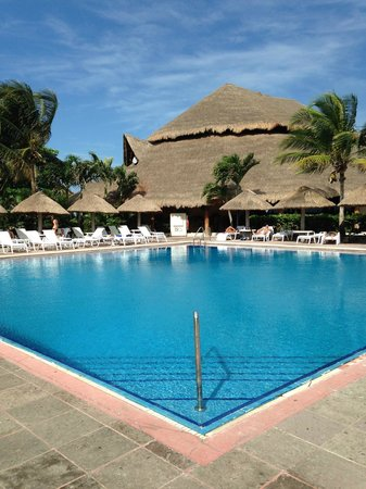 Presidente Inter-Continental Cozumel Resort & Spa: Main pool