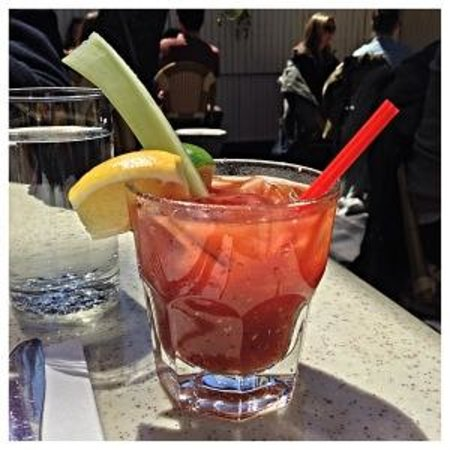 Cafe Luluc : Bloody Mary