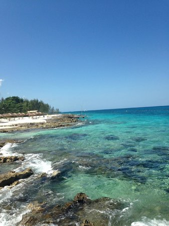 Presidente Inter-Continental Cozumel Resort & Spa: Beach
