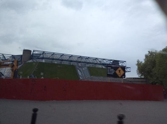Ibis Styles Paris Bercy : lo stadio di Bercy