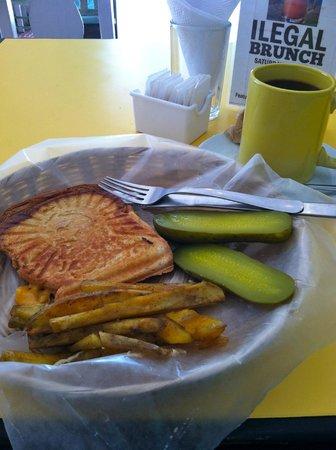 Y tu Pina Tambien: Grilled Cheesus