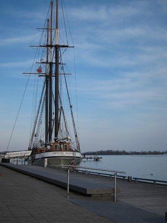 Radisson Admiral Toronto Harbourfront: Harbourfronte