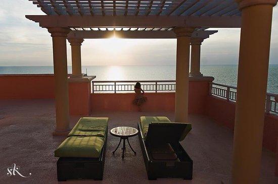 Hyatt Regency Clearwater Beach Resort & Spa: My daughter