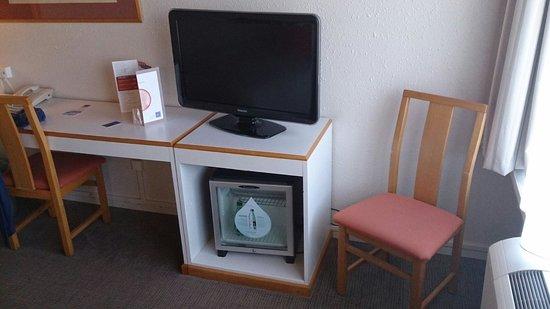 Ibis Styles Colmar Nord (ex Novotel): Tv et mini frigo