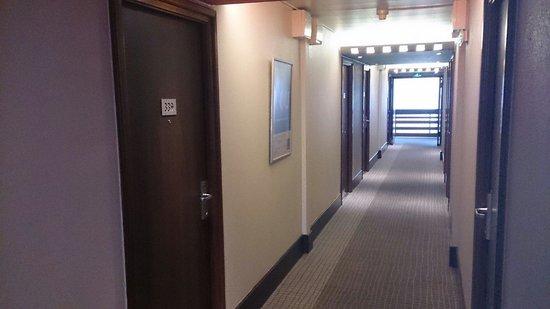 Ibis Styles Colmar Nord : Couloir