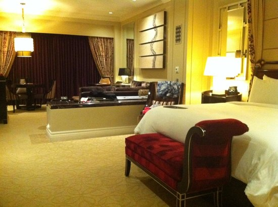 The Palazzo Resort Hotel Casino : Gorgeous room