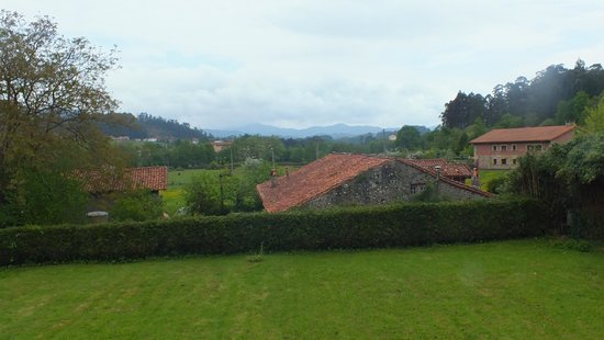 Agroturismo Ibarrondo Etxea: vue du balcon