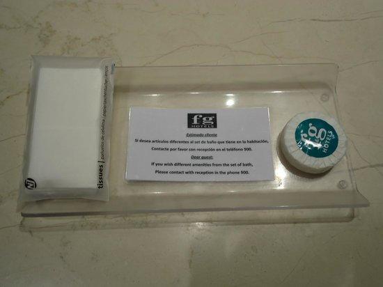 F&G Logrono: Baño