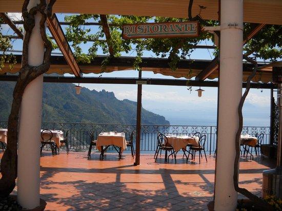 Hotel Ristorante Garden : Vista