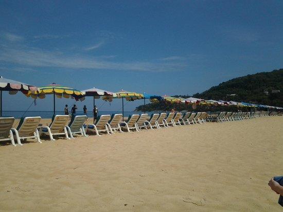 Mandarava Resort and Spa : Пляж