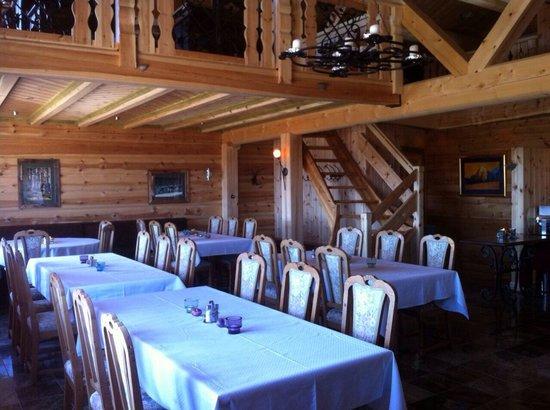 Lokken Fjellgard: our restaurant