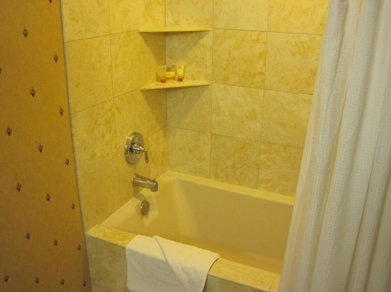 New York - New York Hotel and Casino: NYNY bathroom