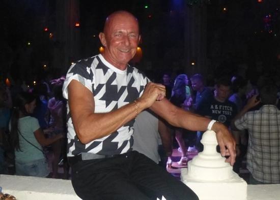 Savoy Sharm El Sheikh: A stunning night at the Caligula night club each Sunday!   Dont miss it !