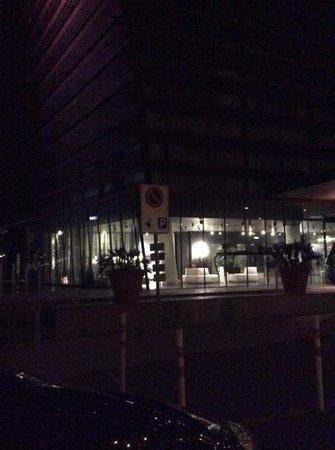 Hotel SB Padua: vista dall'esterno