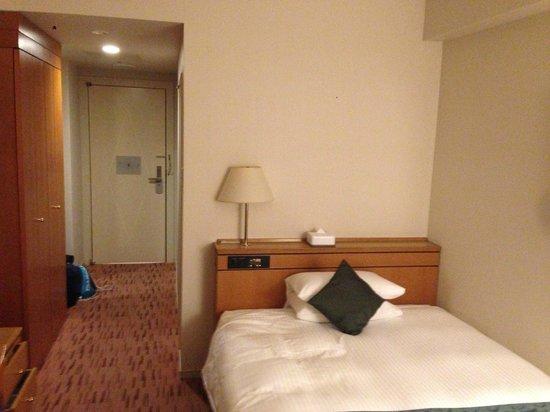 Hiroshima Airport Hotel: Inside the room