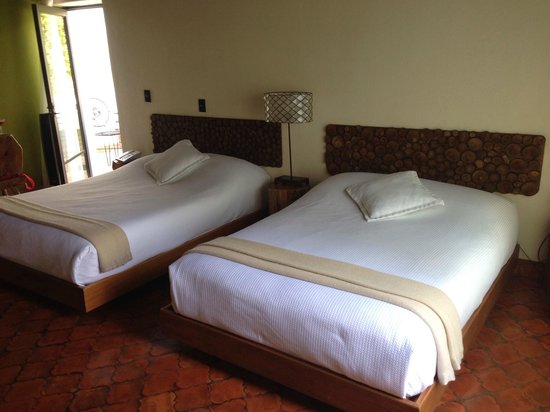 Casa Fernanda Hotel Boutique : Our room