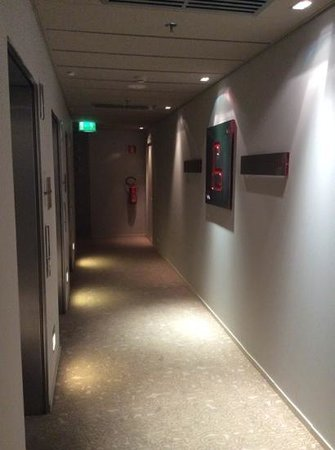 Hotel SB Padua: corridoi