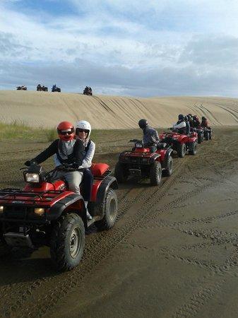 Honda Pampa Beach