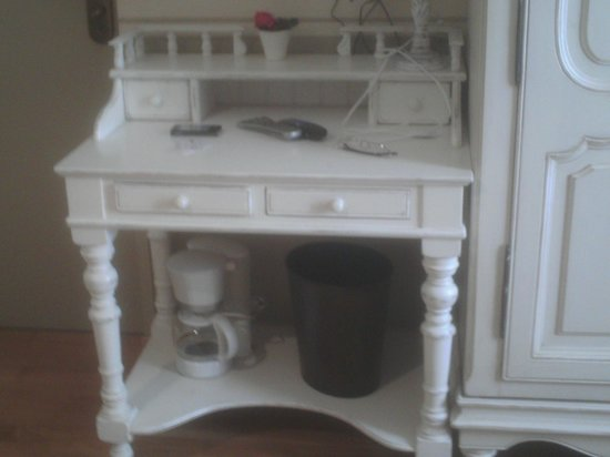 Hotel Residence Quintinie: dressing table