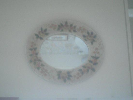 Hotel Residence Quintinie: mirror