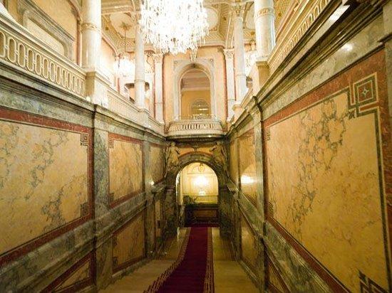 Hotel Imperial Vienna: Main stairway